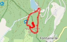Pointe du Cuchet (petite boucle)