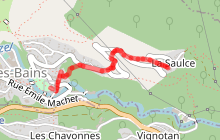 Sentier de La Saulce