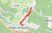 Sentier de La Thuile