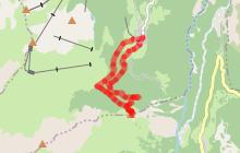 Itinéraire de randonnée 16 - Pain de sucre petite boucle