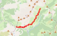 La Route des Chalets FFC n°66