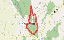 Randonnée pédestre - Le Tour de Chaumont