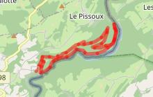 Doubs Rando' -  Le saut du Doubs - Villers-le-Lac