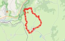 Circuit VTT n°9 : le Mont Louby