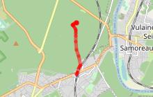 Itinéraire de la Tour Denecourt