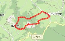 Randonnée La Vallée des Trompettes