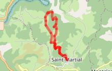 Randonnée Les Côtes de Besse