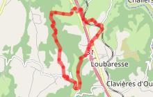 Randonnée Le Chemin des écoliers de La Bessaire-Bournoncles