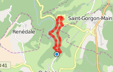 Doubs Rando' - La source de la Loue - Ouhans