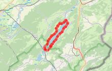 Doubs Rando' - Le tour du lac Saint Point - Labergement-Sainte-Marie