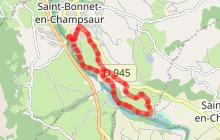 Plan d'eau du Champsaur