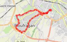 Circuit VTT n°9 - Ploufragan // Saint-Brieuc (vert)
