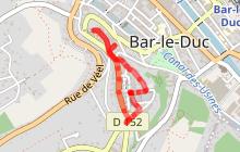 Balade Patrimoine - A la découverte de Bar-le-Duc