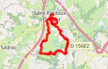 Circuit des 3 Ponts du Maumont Blanc