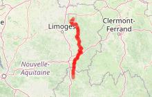 Chemin de Saint-Jacques, voie de Rocamadour en Limousin et Haute-Quercy