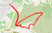 Promenade du Chastelas