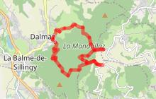 Boucle de la Goliettaz - Mandallaz