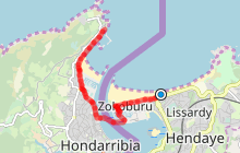 De Hendaye à Hondarribia