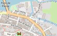 Itinéraire cyclable V50 : Section D - Gray/Talmay - Vesoul-Val de Saône