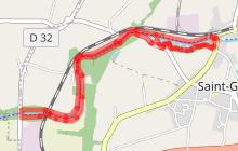 Circuits des 9 écluses de Saint-Gérand