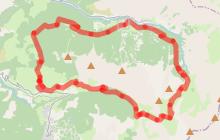EldoradoRando - La boucle du Col de Girabeau