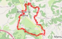 Les coteaux de Brignac