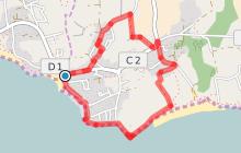 Circuit des chaumières de Kercanic - Névez