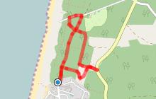 Le circuit rose des plages
