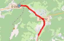 Voie verte reliant Albertville à Annecy en passant par Ugine