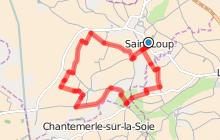 Circuit 8 St-Loup Les Petites Rivières