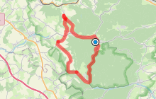 La Petite-Pierre - Graufthal - Lohr - Struth - La Petite-Pierre