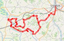 Autour de Lisieux : Circuit de découverte des haras en Pays d'Auge