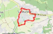 Rando pédestre : Tour de la Murette
