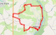Circuit de Ménil / la Bougraie