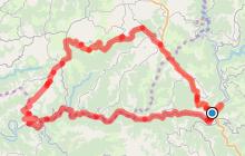 Circuit Cyclo 7 - Vers la Chataigneraie