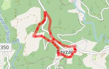 Randonnée Le Sentier des Chanels - Payzac