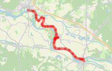 La Loire à vélo - Châteauneuf-sur-Loire / Sully-sur-Loire