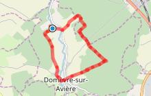 Circuit de Domèvre sur Avière