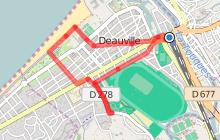 Balade découverte de Deauville en 2h
