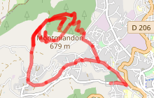 Randonnée : Le Montmiandon