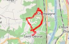 Randonnée : Rochevine