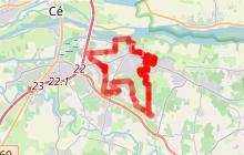 Parcours des Vieux Hameaux - Juigné-sur-Loire