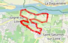 Parcours de la Vallée- Saint-Jean-des-Mauvrets