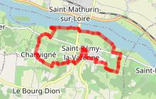 Boucle de la Loire - Saint-Rémy-la-Varenne