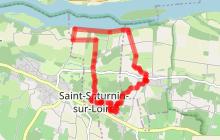 Circuit de la Vallée - Saint-Saturnin-sur-Loire