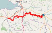 Road Book entre 2 Stations Vertes du Pays de la Baie du Mont-Saint-Michel