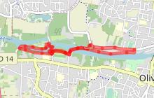 Promenade des moulins du Loiret