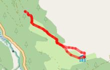 La randonnée du Monal