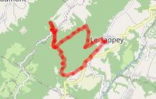 Sentier du Sappey