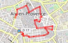 Sur les pas de Cézanne - AIX-EN-PROVENCE